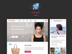 Shopmate UI Kit Sample