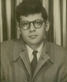 Allen Ginsberg, Harlem, New York   1948