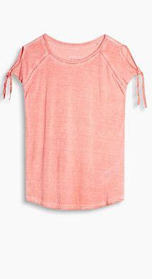 Adler Mode SALE   Damen Bexleys Woman Shirt in Ausbrenner-Optik Rot Grau  Orange grau,orange,rot   4057659471435 77afd7e466