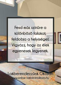 #LakberendezzunkOkosan További tippek, trükkök és információk a http://www.online-lakberendezes.hu oldalon.