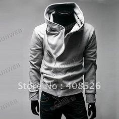 Idea for DIY Sweatshirt makeover