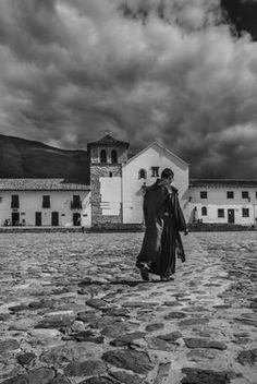Villa de Leyva - Colombia Fine Art, Black And White, Lifestyle, Country, Colors, Artist, Photography, Travel, Beautiful