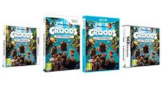 THE CROODS PREHISTORIC PARTY - PACKS - WII WII U 3DS DS