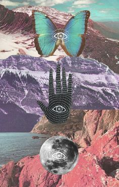 Mystic Art // Digital + Graphic Design // The Beauty of Creative Expression