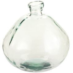 Recycled Glass Vase - Narrow Neck | Pier 1 Imports