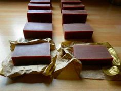 Chocolate Soap With Goats Milk