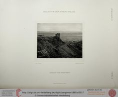 Bohn, Richard: Altertümer von Pergamon (Band II, Tafeln): Das Heiligtum der Athena Polias Nikephoros (Berlin, 1885)