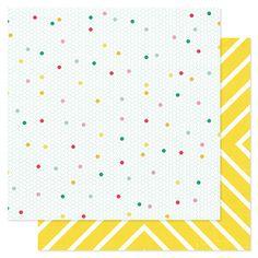 Pink Paislee - Hello Sunshine - Rainboots paper