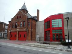 Michigan Firehouse Museum - Ypsilanti, Michigan - Michigan Firehouse Museum is housed in an 1898 building that, ironically caught fire twice: once in 1901 and again in 1922. Fire Chief Alonzo Miller passed away in the second fire, and he is thought to linger here in spirit. Witnesses have described knocks, bangs, voices, whispers, and doors that open and close on their own.