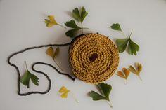 Háčkovaná kabelka se zipem a koženým uchem. Crochet Earrings, Jewelry, Jewlery, Jewerly, Schmuck, Jewels, Jewelery, Fine Jewelry, Jewel