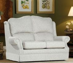 Rhone 2 Seater Sofa from Queenstreet Carpets & Furnishings