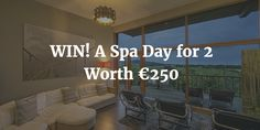 Win a Spa Day for Two at Rainforest Spa, Co. Wicklow worth €250! - http://www.competitions.ie/competition/win-spa-day-two-rainforest-spa-co-wicklow-worth-e250/