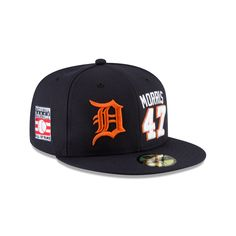 new arrival d4934 832a0 JACK MORRIS DETROIT TIGERS HALL OF FAME 59FIFTY FITTED. Nationals  BaseballFedorasFitted CapsDetroit TigersSnapbackMlbBeaniesBeretsFedora Hat