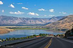Topaz Lake - California Route 395