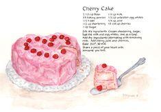 Cherry Cake.........artist?
