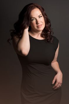 Seattle women's high end portrait photography