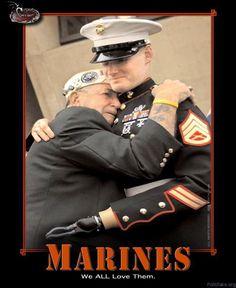 Honor and Respect Semper Fi