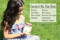 Using coconut oil for hair is easy, but how exactly does it benefit you? Here are 10 benefits and uses that'll leave your hair nourished and soft.
