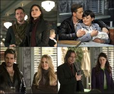 Episode stills from the season finale of 'Once Upon A Time'