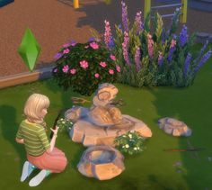 Simsworkshop: Sticks and Stones Dollhouse • Sims 4 Downloads