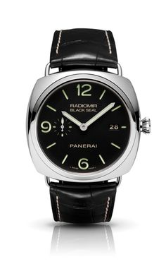 My first Panerai - OFFICINE PANERAI - Radiomir Black Seal 3 Days Automatic PAM00388