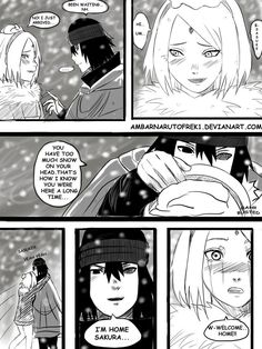 Naruto chapter Finally a happy ending Pag 3 by on DeviantArt. Does anyone know if your supposed to read this from right to left like if your reading manga or left to right like normal? Anime Naruto, Naruto Comic, Naruto And Sasuke, Manga Anime, Sasuke Uchiha Sakura Haruno, Shikamaru, Sakura And Sasuke, Naruto Shippuden Anime, Sasusaku Doujinshi