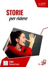 STORIE per ridere - Letture - serie STORIE - ALMA Edizioni - Il piacere di imparare l'italiano - Corsi di Lingua - Corsi di Italiano - Materiale didattico