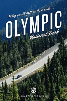 The Ultimate Guide to Olympic National Park | and a great road trip website to plan our adventure