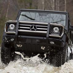 Mercedes Benz G Wagon. Bad Weather Please. Mercedes Benz G Class, New Mercedes, Groundhog Day, Mercedes G Wagen, M Bmw, Best Motorbike, My Ride, Hot Cars, Dream Cars
