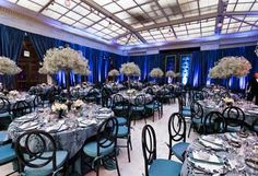 Looking Great: Gala Award-nominated Special Event Decor