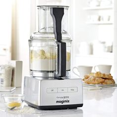 Magimix® Premium Food Processor - From Lakeland Pasta Brisa, Baby Food Recipes, Cooking Recipes, Kitchen Gadgets, Kitchen Appliances, Online Electronics Store, Dough Bowl, Things To Buy, Stuff To Buy
