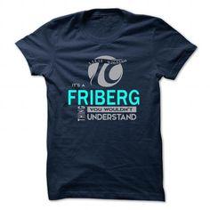 cool I Love FRIBERG T-Shirts - Cool T-Shirts