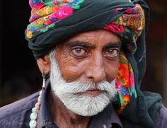 A face from Sindh.  As the terrain changes, so does the culture, and the faces. From the fair skinned, Hazel eyes people up in the mountains, to the rugged tan skinned people of the coastal line of Pakistan, one can experience the diversity which is matchless to any other part of world. Flickr by Nadeem Khawar