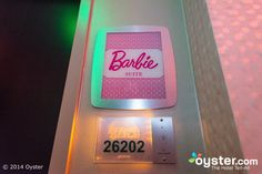 Barbie-Themed Suite At Palm Casino In Vegas