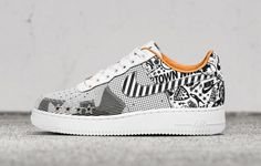Nike Unveils a Trio of NYC-Edition Air Force 1s - Freshness Mag