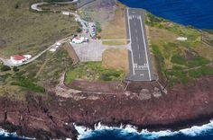 Die 15 gefährlichsten Flughäfen und Landebahnen der Welt                                                                                                                                                                                 Mehr