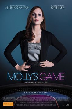 #MollysGame #movies #poster #movieposter