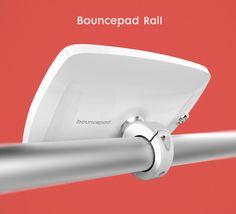 Bouncepad Rail