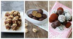 Søte, seige energikuler med chiafrø - LINDASTUHAUG Cereal, Breakfast, Food, Morning Coffee, Essen, Meals, Yemek, Breakfast Cereal, Corn Flakes
