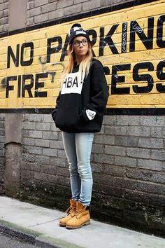 Fashion Jacket || Blog sobre tendências, moda, beleza, séries, viagens e tudo mais: [Tendência] Botas Timberland