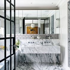 Bathroom | Be inspired by a luxurious and quirky west London home | Modern home | House Tour | PHOTO GALLERY | Livingetc | Housetohome