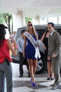 Camino al Paraguay: Nicole Elizabeth Huber Vera (video), Stephania Vázquez y Egny Eckert. Novedades de las Miss Paraguay