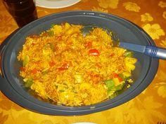 Rezept Serbisches Reisfleisch von Thermomix Rezeptentwicklung - Rezept der Kategorie Hauptgerichte mit Fleisch