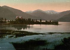 https://flic.kr/p/vAw2nM   7048. Framnæs Hotel og Opheim Vand   Dato / Date: ca. 1890-1900 Sted / Place: Hordaland, Voss, Opheim Fotograf / Photographer: ukjent / unknown Digital kopi av original  / Digital copy of original: photochrom Eier / Owner Institution: Nasjonalbiblioteket / National Library of Norway Lenke / Link: www.nb.no Bildesignatur / Image Number: blds_07619