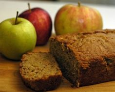 Apple Zicchini Bread
