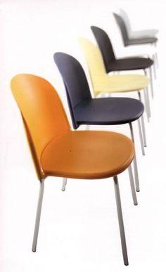 Restaurant chair flash from Segis, designed by Carlo Bartoli & Paolo Crescenti - www.rohde-grahl.nl