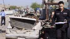 Attacks across Iraq kill at least 65 on 10th anniversary of US-led invasion