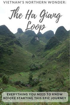 Ready for a great motornike adventure in Vietnam? Discover the Ha Giang loop: breathtaking views, scenic villages and colorful traditional markets.  #vietnam #travel #adventure