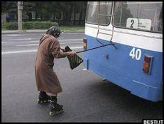 Da oggi bus gratis
