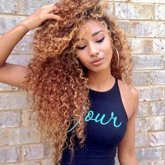 (❀ 。◕ . ◕。) http://www.latesthair.com/ (。◕ . ◕。❀ ) Shop the same curly human hair weaves,lace closure,lace wigs from Latest Hair